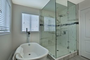 After Ensuite Tub and Shower